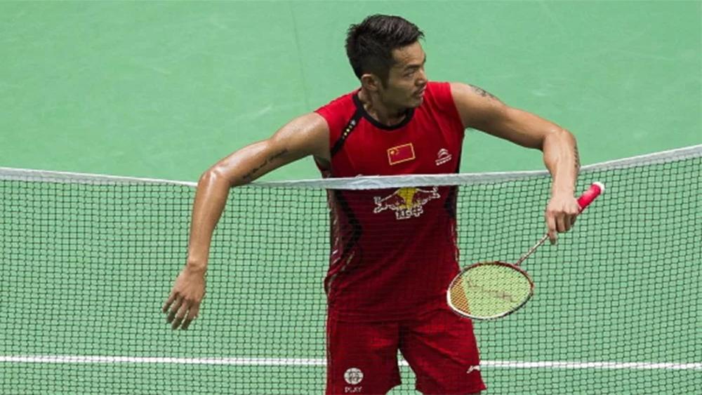 Lin Dan cạn dần hy vọng dự Olympic 2020